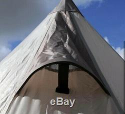 Eurohike Tipi Tent 2 Man Camping BRAND NEW Waterproof Repair Kit Easy Set Up