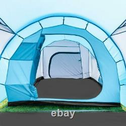 FORAGER Indiana 6 Man Tent WATERPROOF 6 PERSON MAN TENT Family Camping Tent
