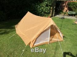 French Army Surplus F1 Desert 2 Man Tent Camping Survival Bushcraft Military UK