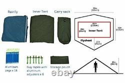 GEERTOP Ultralight 1 Man Tent 3 Season 1 Person Backpacking Tent for Camping