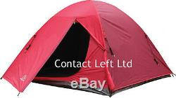 Highlander Birch 2 to 3 Man Tents For Camping or Festivals