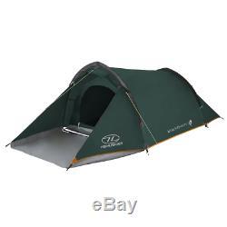 Highlander Blackthorn 2 Man Lightweight Backpacking Camping Hiking Tent