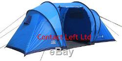 Highlander Cypress Tent 4 To 6 Man Tents For Camping or Festivals