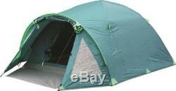 Highlander Enebro 4 Persona Domo Tienda Camping Senderismo Fin Festivales