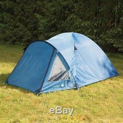 Highlander Juniper 4 Outdoor Family Camping 4 Man Tent