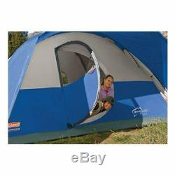 Huge Tent 8 Person Man Coleman Family Best Camping Kit Cabin Big Large Montana