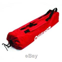 INSULATED ICE SHELTER Portable Fishing Shack Camping Hut Thermal Fabric Man Tent