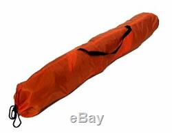 Instant Automatic Pop Up Backpacking Camping Hiking 2 Man Tent Orange