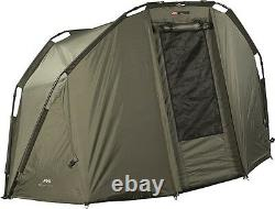 JRC Contact Bivvy 1 Man 1294342 Karpfenzelt Zelt Bivvy Angelzelt Dome Tent
