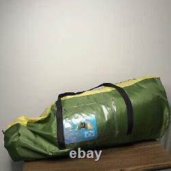 KEYNO 6 Berth 6-Man Camping / Summer Dome Waterproof Tent 3 Sleeping Areas
