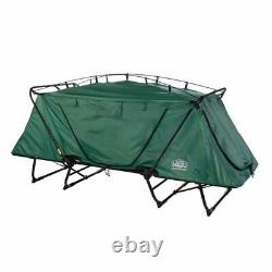 Kamp-Rite Oversize Tent Cot Folding Outdoor Camping & Hiking Bed for 1 Person