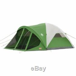 Large 6 Man Person Camping Tent Floored Screen Room Waterproof All Season Hiking