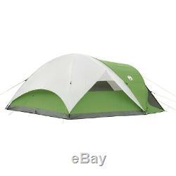 Large 8 Man Person Camping Tent Floored Screen Room Waterproof All Season Hiking