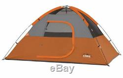 Large Dome Tent 2 Man 2 Season Rain Resistant Camping Hiking Fishing Spacious