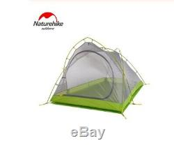 Light Waterproof 2 Person Two Man Hiking Tent Trekking Camping Dome 3 Season 1
