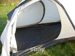 Lightweight 2 Man Tent Backpacking, Camping, True 2 Person Tent GREY 2.75kg