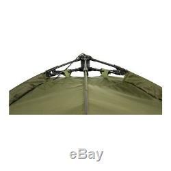 Lucx Ruck Zuck Tent Bivvy Carp Tent Fishing Tent 2 Man Camping Tent Fishing Tent