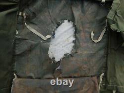 MILITARY SURPLUS 5 MAN M1950 ARCTIC TENT 13x13 CAMPING ARMY+LINER M-1950 HUNTING