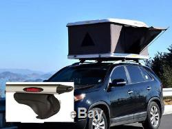 Mag-Tower 2 Man Hard Shell Roof Tent Bars 125cm Wide Camping Expedition BMW X1
