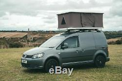Mag-Tower 2 Man Hard Shell Waterproof Expedition Roof Top Camping Tent (WHITE)