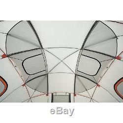Mesh Tent 12 Man Large Family Circle Pocket Organizer Camping Port Access Space