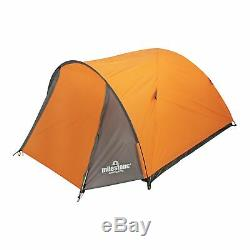 Milestone Camping Dome Tents 2 Man, 4 Man, Festival Tents