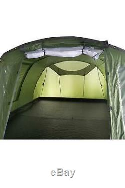 Mountain Warehouse Buxton 5 Man Tent Waterproof Family Camping Tent