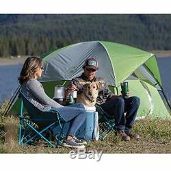NEW Cole man Dome Tent for Camping Sundome Tent with Easy Setup for Outdoors