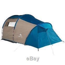 NEW Quechua Tent Camping QUECHUA Arpenaz 4.1 Family Tent 4 Man