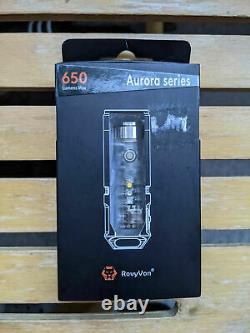 NEW RovyVon Aurora A8x LED Torch Flashlight, Light Keyring Camp Hike Walk Tent