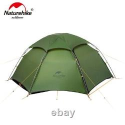 Nature hike cloud peak tent ultralight two man camping hiking outdoor NH17K240-Y