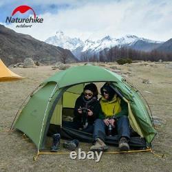 Naturehike Cloud Peak Tent Ultralight Camping Hiking Outdoor Tent 4 Season 2 Man