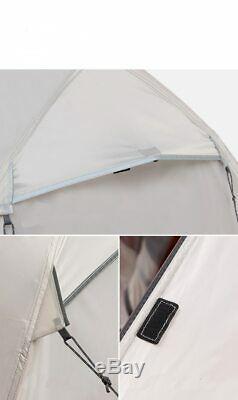 Naturehike Mongar Double Layer Tent 3 Season Lightweight Camping Tent for 2 Men