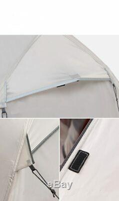 Naturehike Mongar Double Layer Tent 3 Season Lightweight Camping Tent for 3 Men