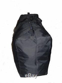New Large Caravan Tent Camping Fishing Storage Holdall Bag Travel Bag