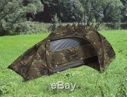 One-Man Tent Recom Camouflage Hiking Tent Fishing Tent Outdoor Camping Tent