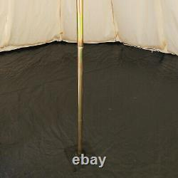 Outsunny 16 Large Portable 10 Man Hunting Fishing Camping Bell Tent