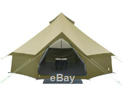 Ozark Trail 8 Person Yurt Glamping Tent 8 Man Adventure Party Festival Camping