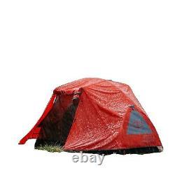 Poler OUTDOOR STUFF Camping 2 Man Tent Orange NEW