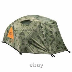 Poler Polar Two Man Tent Summit Camo Green For People Search Coleman Camping