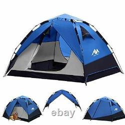 Pop Up Tent Instant Tent Camping Tents for 2 3 4 Person People Man Waterproof