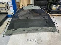 Pre-Owned maybe NEW LITEFIGHTER 1-MAN TENT ACU Digital Camo Hiking Camping