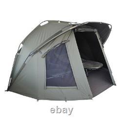 Pro Line Pro Series Bivvy 2 Men PL13202 Tent Bivvy Karpfenzelt Angelzelt