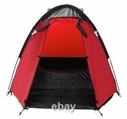 ProAction 2 Man 1 Room Dome Camping Tent with Porch Hiking Camping Fishing
