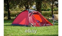ProAction 4 Man 1 Room Dome Camping Tent Waterproof Fishing