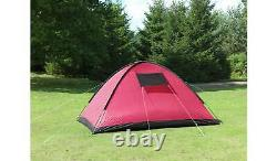 ProAction 5 Man Supreme Dome Camping Fishing Tent With Mosquito Net