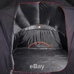 QUECHUA Arpenaz 4.1 Fresh & Black Family Camping Tent 4 Man Person
