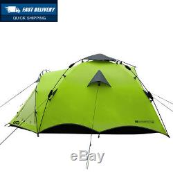 Qeedo Quick Oak 3 Seconds Tent Man Camping (Quick Up System)