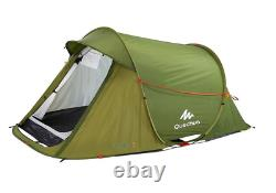 Quechua 2 SECONDS POP-UP TENT / 1-Person Outdoors Camping Tent 90x210x80cm