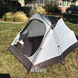 REI Clipper 2-Man Tent Light Weight Backpacking Camping Boy Scout Girl Scout